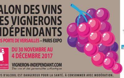 39ème salon des Vignerons Indépendants de Paris