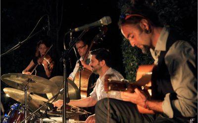 Caves en musiques 15ème Printemps de l'Aspre avec Bazaar Boutik